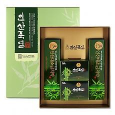 인산죽염비누선물세트 4호